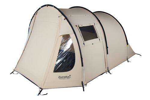 Eureka!  sc 1 st  Addnature & Eureka! Wild Basin 4 BTC Tent beige at Addnature.co.uk